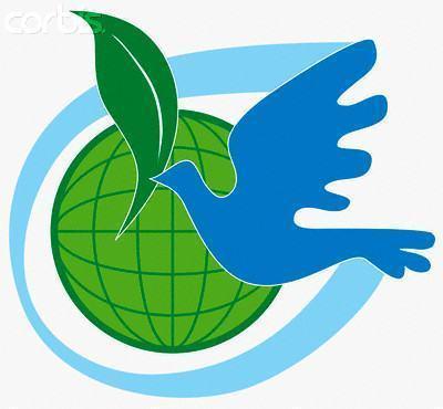 Ambientalismo & Pacifismo. Imagem Corbis